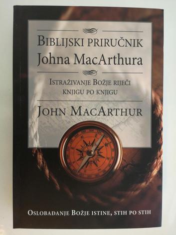 Biblijski priručnik Johna MacArthura