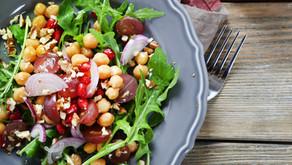 Mediterranean Spring Salad