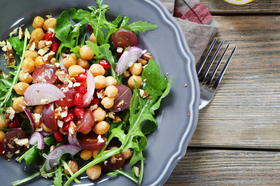 Fresh Food Toss Salad