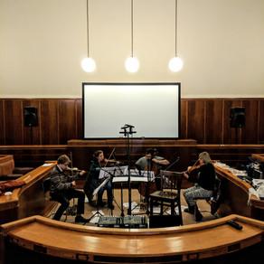 Spine (string quartet)