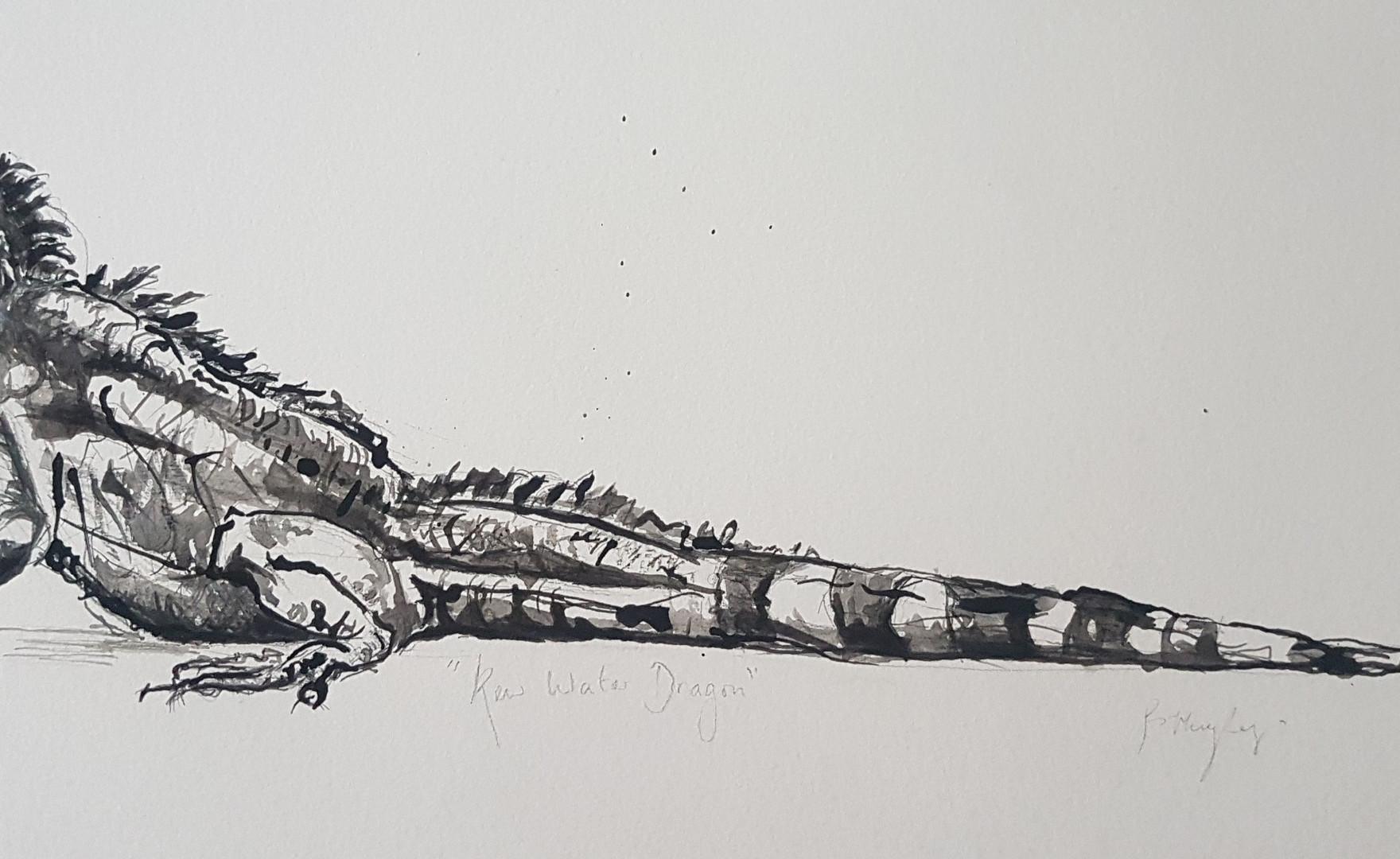 Kew Water Dragon