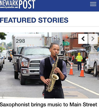 Hey guys, check it out! The Newark Post