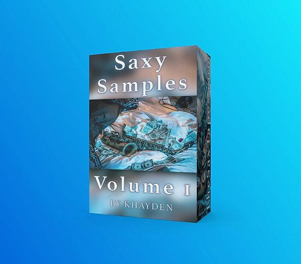 Khayden's Saxy Samples Volume 1 Digital Download