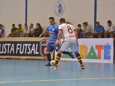 Taubaté encara Pulo do Gato na semifinal da Copa Paulista