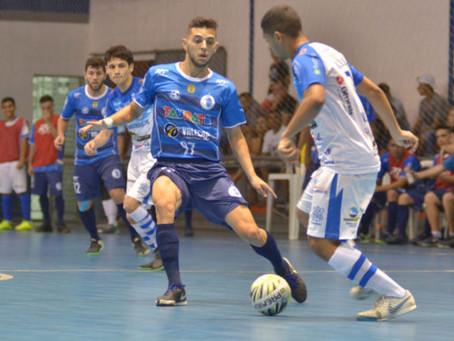 Fora de casa, Taubaté inicia terceira fase da Liga Paulista de Futsal contra São José