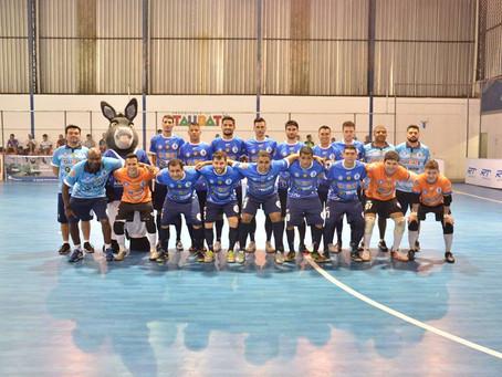 Taubaté Futsal perde invencibilidade na Copa Paulista