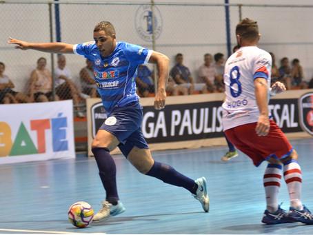 Taubaté enfrenta São Caetano na Copa Paulista nesta terça-feira