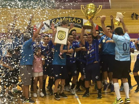 Taubaté conhece adversários da Copa Paulista de Futsal