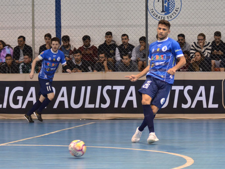 Taubaté Futsal recebe N10/ Jundiaí nesta quinta na Liga Paulista