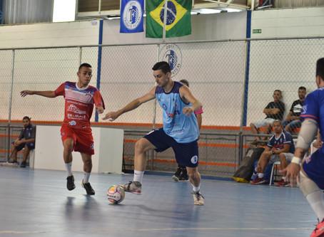 Na briga pela classificação, Taubaté recebe Botucatuense na Liga Paulista de Futsal