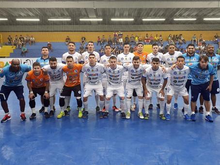 Taubaté busca empate contra o São Caetano na Liga Paulista de Futsal