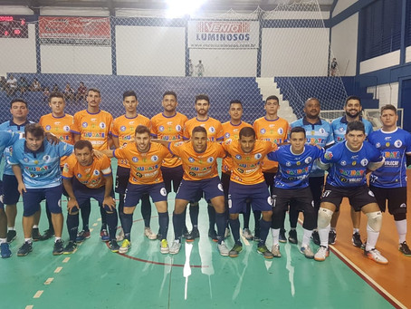 Taubaté garante segunda vitória na Copa Paulista de Futsal
