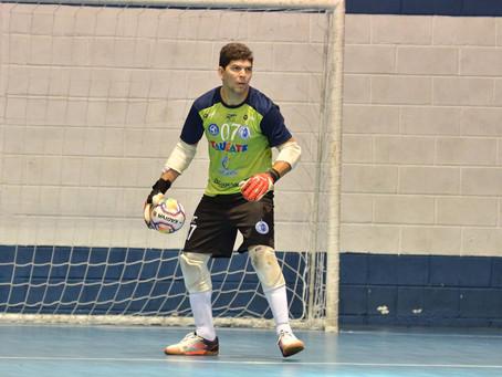 Fora de casa, Taubaté encara Intelli na Copa Paulista de Futsal