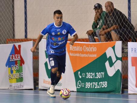Em casa, Taubaté encara Botucatuense na Copa Paulista de Futsal