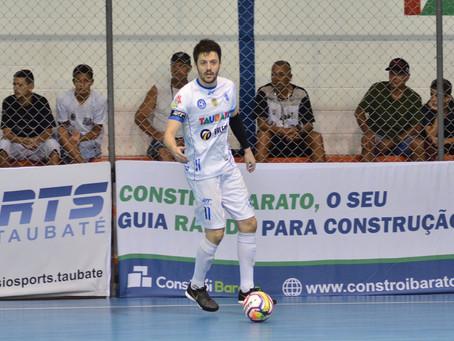 Taubaté Futsal empata com Intelli e garante vice-liderança na Copa Paulista