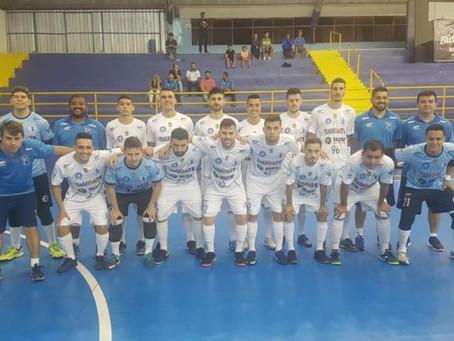 Taubaté empata no primeiro jogo das quartas de final da Liga Paulista de Futsal