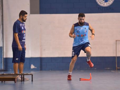 Fora de casa, Taubaté estreia contra Magnus Sorocaba na Liga Paulista
