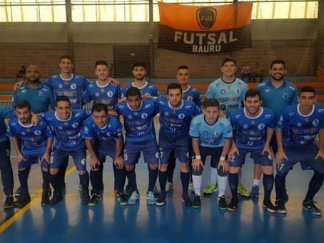 Taubaté goleia e carimba classificação na Copa Paulista