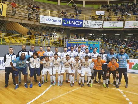 Taubaté Futsal fica com vice-campeonato da Copa Paulista 2019