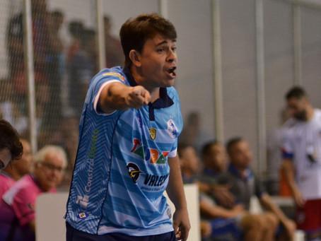 Classificado, Taubaté Futsal encara Intelli na Copa Paulista