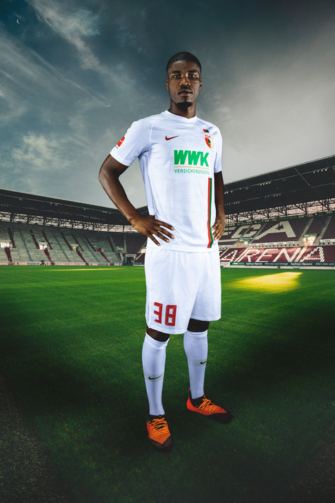 Kevin Danso FC Augsburg