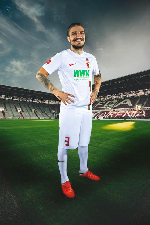 Konstantinas Stafylidis FC Augsburg