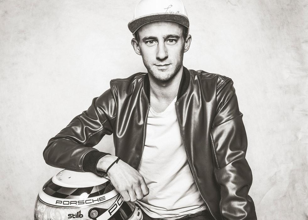 Marco Holzer Porsche Teamdriver