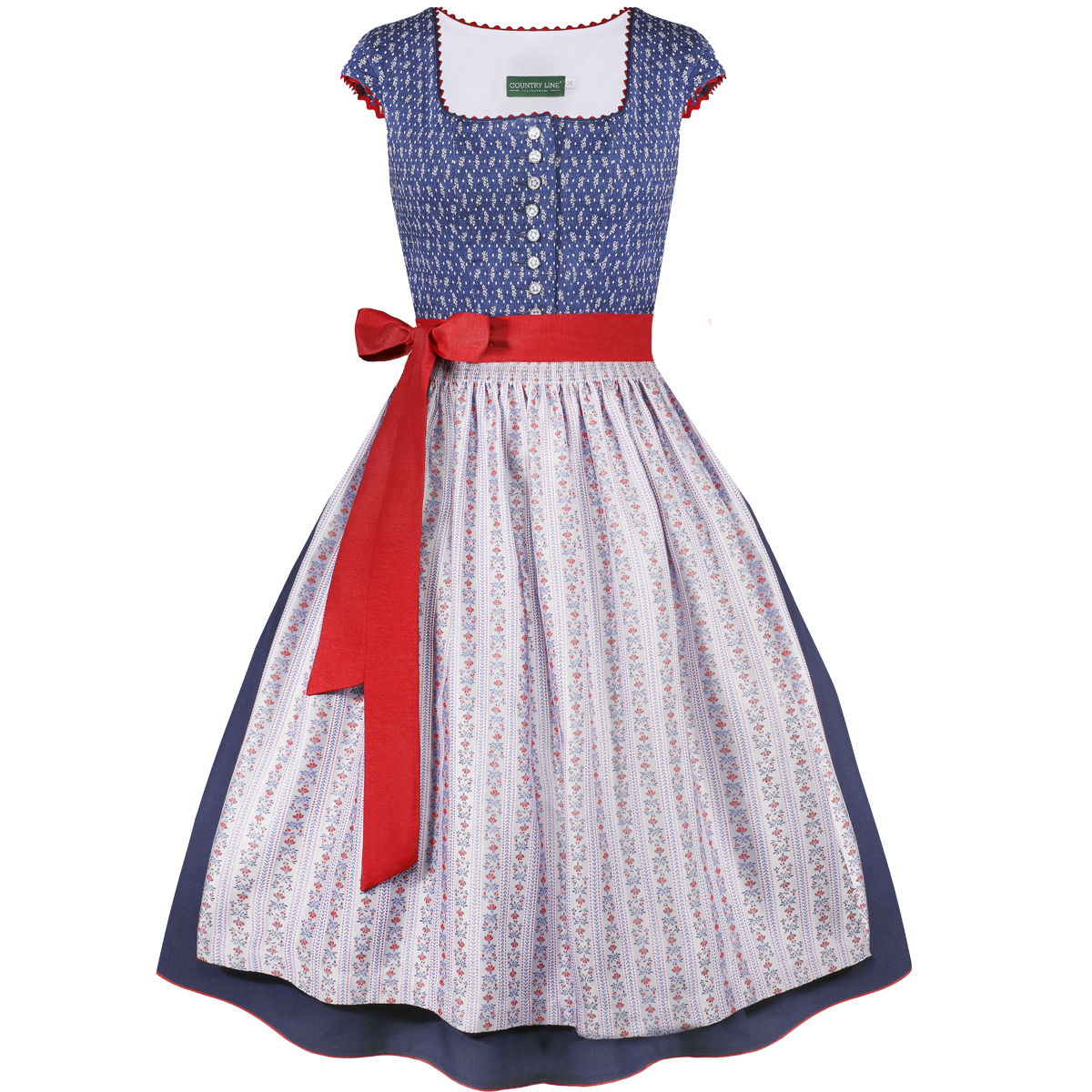 6439-Country-Line-midi-Dirndl
