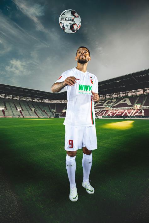 Shawn Parker FC Augsburg