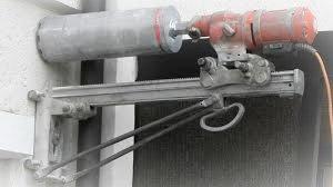 Mehrpreis Spezial Kernloch-Bohrung bis 30 cm Stahlbeton