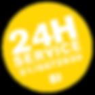 24-Sunden Service Wartung Notfall Reparatur