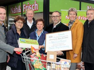 Neueröffnung Nah & Frisch-Markt Klein Meiseldorf
