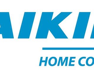 DAIKIN Home Comfort Experte seit 1.9.2017