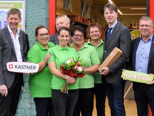 Neuer Nah & Frisch-Markt in Sigmundsherberg