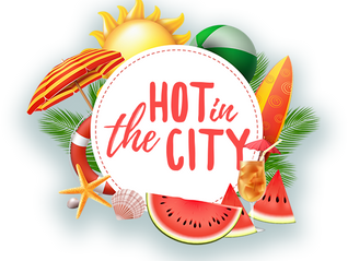 "Unser ""Hot in the City"" Special"