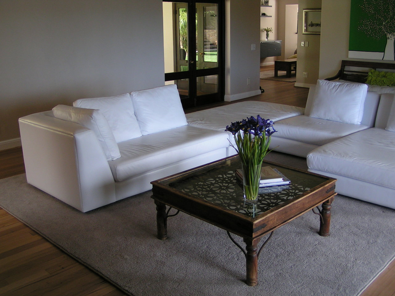Mark Miller Furniture Design | Couch