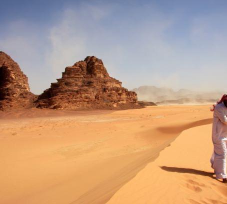 Wadi Rum- South Jordan
