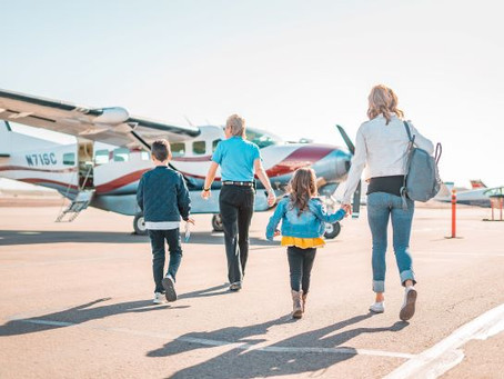 Low-Stress Travel with Kids?