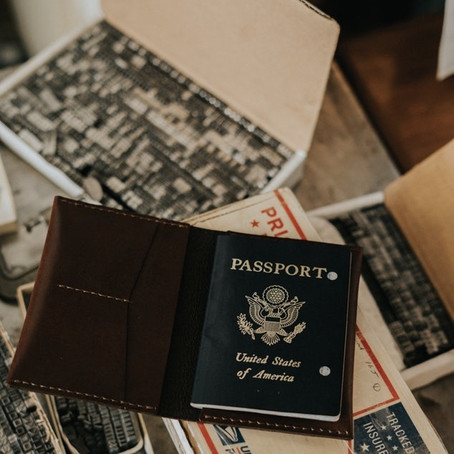 Passports-YES, you should have one!