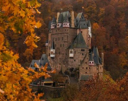 Historic Castles in Germany