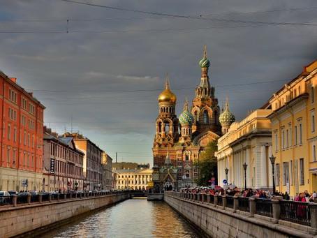 Adventures in St. Petersburg