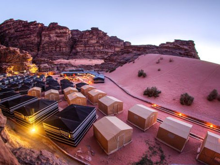 Wadi Rum eat, drink and experience