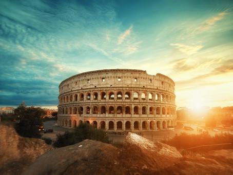 Three days in Rome?