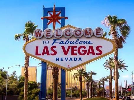 US Destination Vegas, baby!