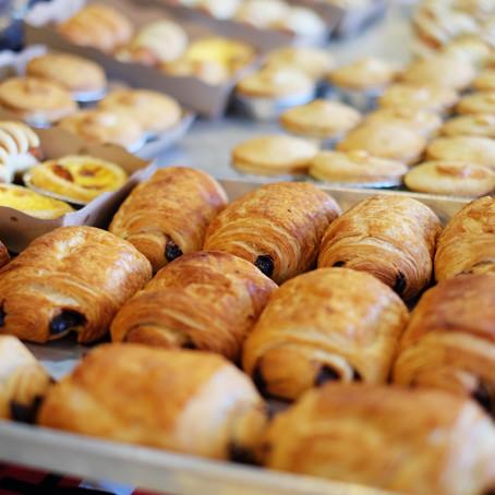 Sweet eats in Paris