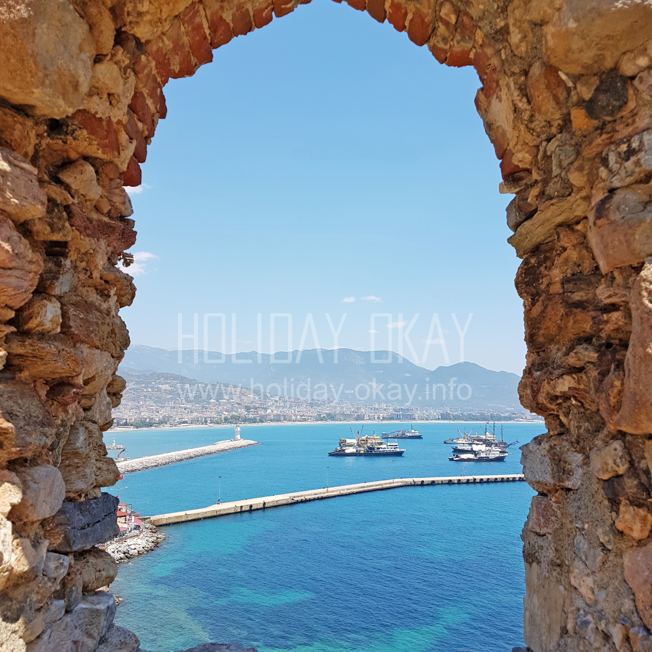 HOLIDAY OKAY - ALANYA-TÜRKEI