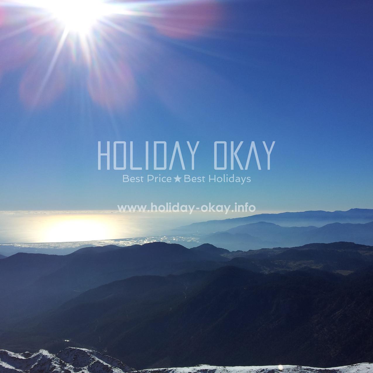 HOLIDAY OKAY | SEA TO SKY