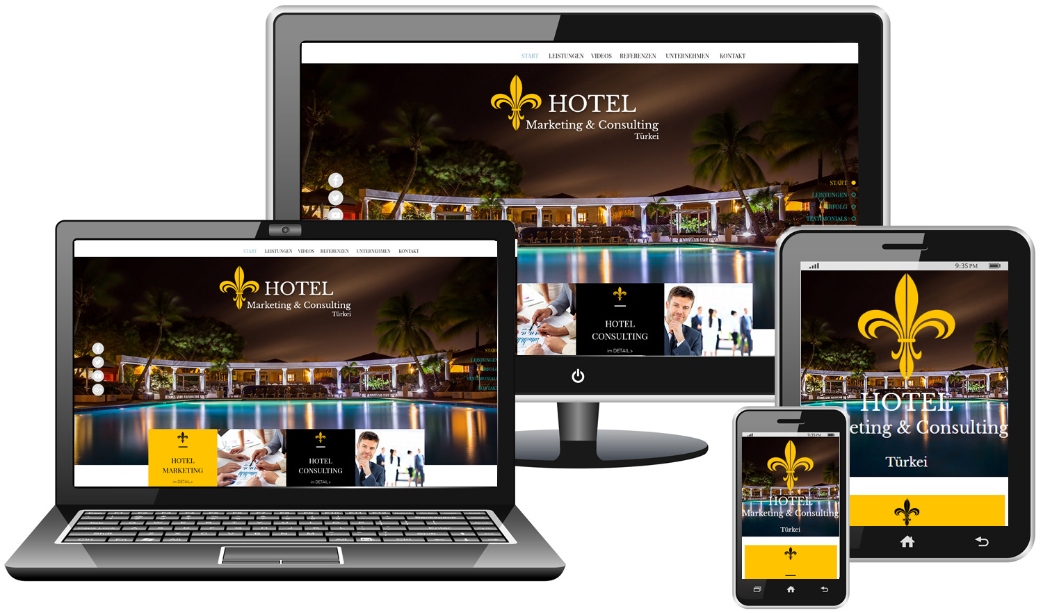 HOTEL MARKETING & CONSULTING