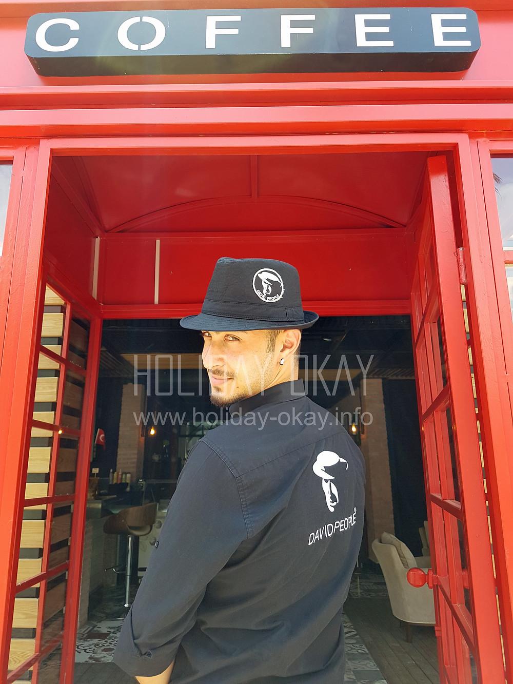 HOLIDAY OKAY | DAVID PEOPLE ALANYA