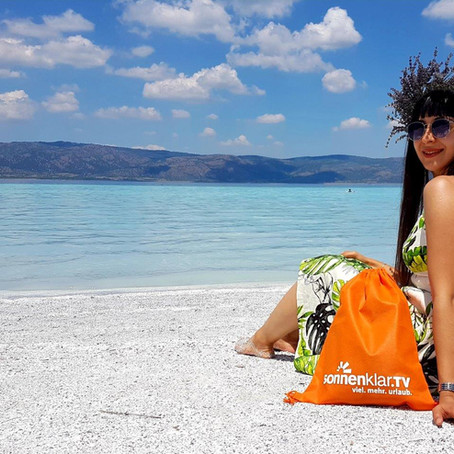 Salda Gölü - Salda See | Burdur